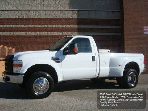 2008 Ford F-350 Super Duty for sale in Highland Park, IL