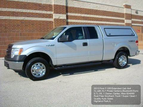 2013 Ford F-150 for sale in Highland Park, IL