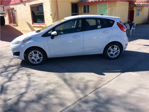 Used ford fiesta for sale el paso tx for Fiesta motors el paso tx