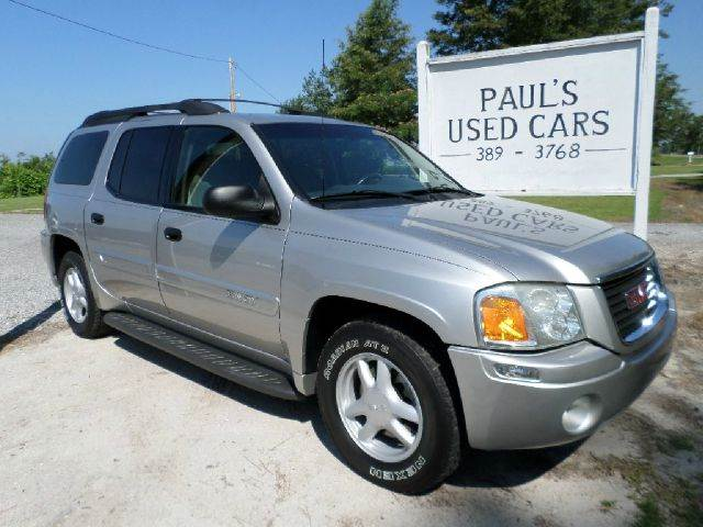 used 2004 gmc envoy xl sle 4wd 4dr in lake city sc at paul. Black Bedroom Furniture Sets. Home Design Ideas