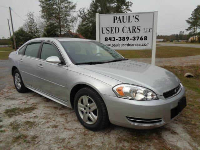 Used Cars For Sale In Johnsonville Sc