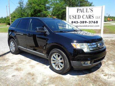 2007 Ford Edge for sale in Lake City, SC