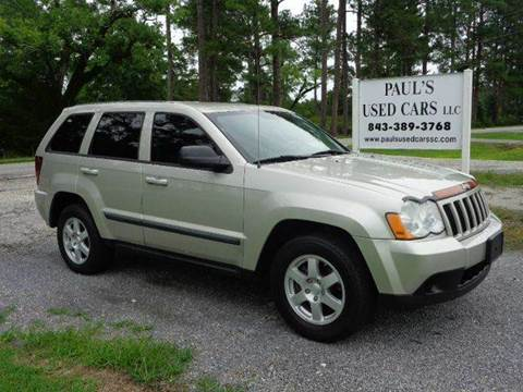 2008 Jeep Grand Cherokee for sale in Lake City, SC