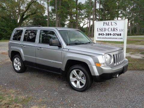 2014 Jeep Patriot for sale in Lake City, SC