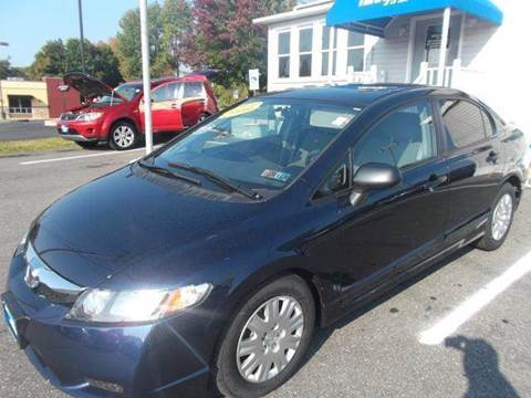 2010 Honda Civic for sale in Easton, PA