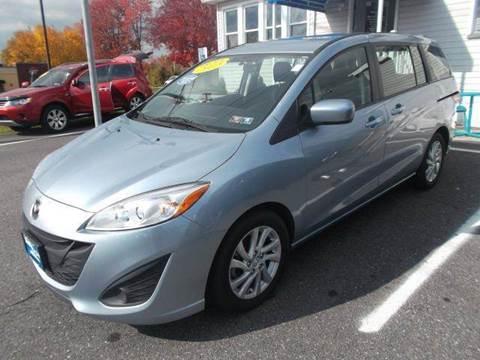 2012 Mazda MAZDA5 for sale in Easton, PA