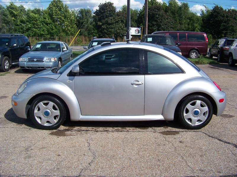 Volkswagen New Beetle Dr GLS T Turbo Coupe In Decatur IL - T and l auto
