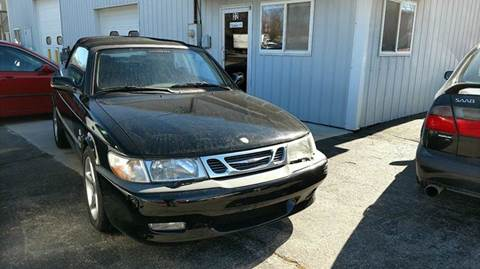 2001 Saab 9-3 for sale in Grand Rapids, MI