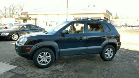 2006 Hyundai Tucson for sale in Grand Rapids, MI