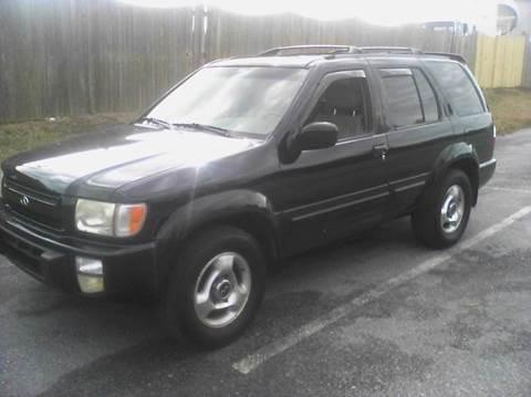1999 Infiniti QX4 for sale in Laurel, MD