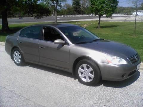 2004 Nissan Altima for sale in Laurel, MD