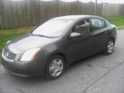 2007 Nissan Sentra for sale in Laurel, MD