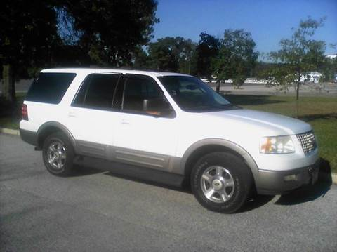 2003 Ford Expedition for sale in Laurel, MD