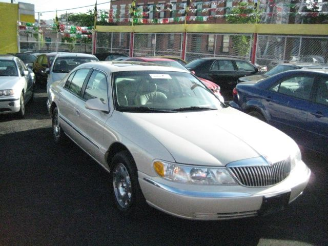 Used 2002 lincoln continental for sale for Buy smart motors trenton nj