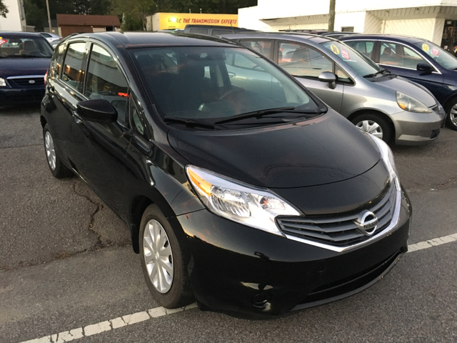 2016 nissan versa note sv 4dr hatchback in norfolk va hajji wholesale pricing. Black Bedroom Furniture Sets. Home Design Ideas