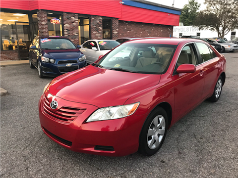 2007 Toyota Camry for sale in Norfolk, VA