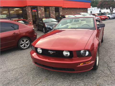 2006 Ford Mustang for sale in Norfolk, VA