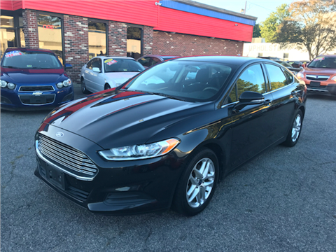 2013 Ford Fusion for sale in Norfolk, VA