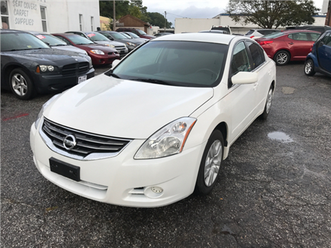 2012 Nissan Altima for sale in Norfolk, VA