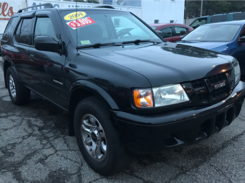 2004 Isuzu Rodeo for sale in Norfolk, VA