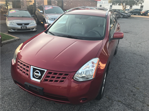 2008 Nissan Rogue for sale in Norfolk, VA