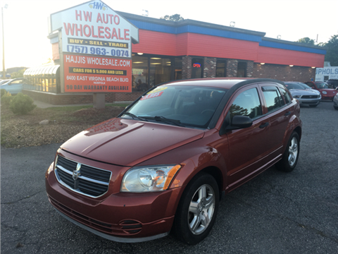 2008 Dodge Caliber for sale in Norfolk, VA