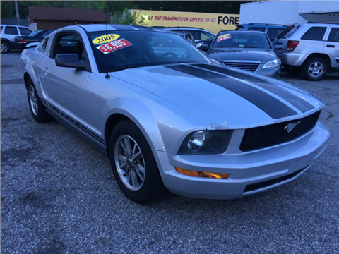 2005 Ford Mustang for sale in Norfolk, VA