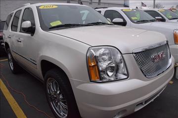 2011 GMC Yukon for sale in Framingham, MA