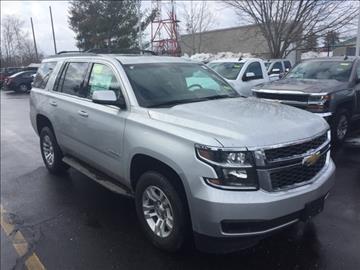 2017 Chevrolet Tahoe for sale in Framingham, MA