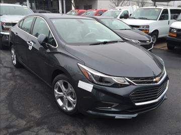 2017 Chevrolet Cruze for sale in Framingham, MA