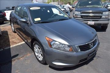 2008 Honda Accord for sale in Framingham, MA