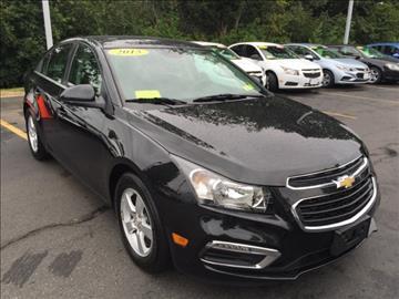 2015 Chevrolet Cruze for sale in Framingham, MA