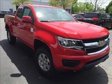 2017 Chevrolet Colorado for sale in Framingham, MA