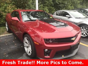 2013 Chevrolet Camaro for sale in Framingham, MA