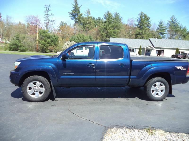 2007 Toyota Tacoma V6 4dr Double Cab 4WD 6.1 ft. SB (4L V6 5A) - Chichester NH