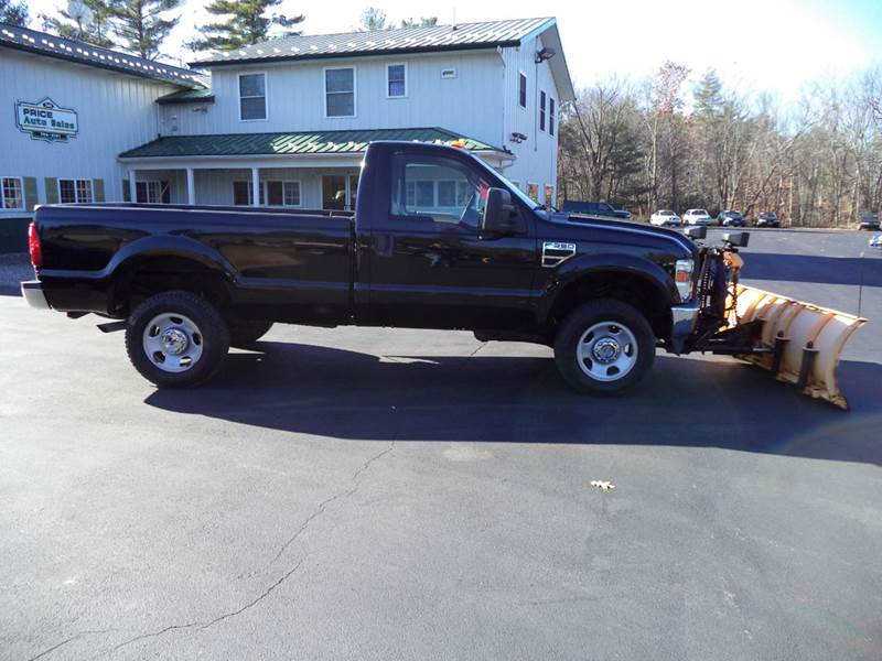 2008 ford f 350 super duty xl 2dr regular cab 4x4 lb in chichester nh price auto sales. Black Bedroom Furniture Sets. Home Design Ideas