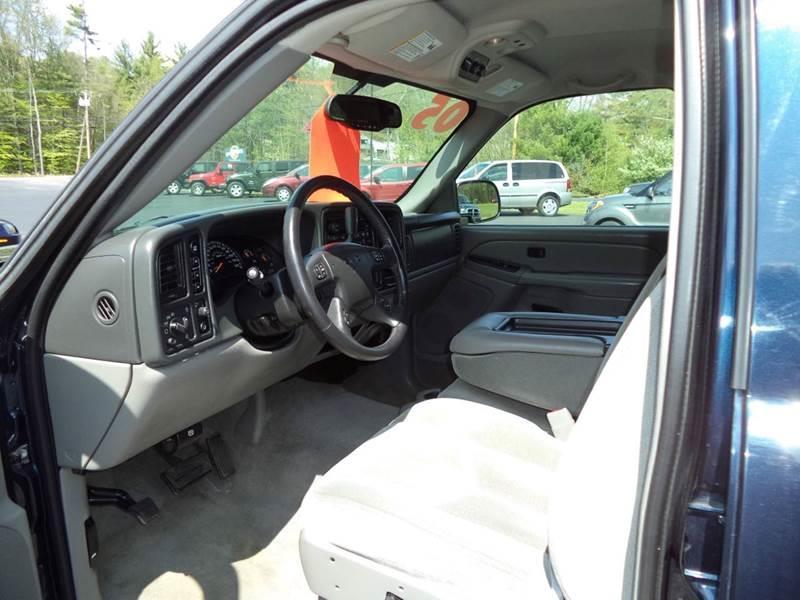 2005 GMC Yukon SLE 4WD 4dr SUV - Chichester NH