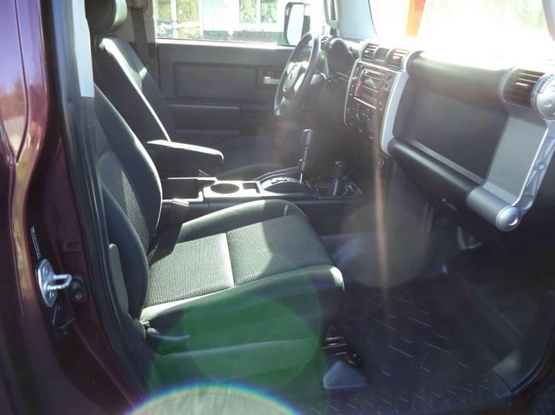 2007 Toyota FJ Cruiser 4dr SUV 4WD (4L V6 5A) - Chichester NH