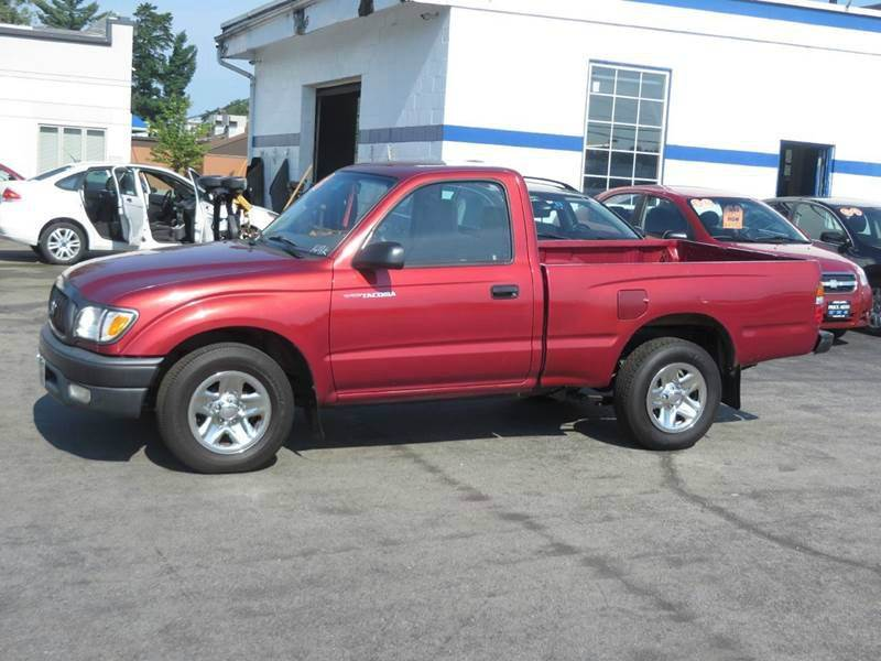 2002 toyota tacoma regular cab 2wd in chichester nh price auto sales. Black Bedroom Furniture Sets. Home Design Ideas