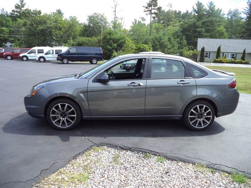 2010 ford focus ses 4dr sedan in chichester nh price. Black Bedroom Furniture Sets. Home Design Ideas