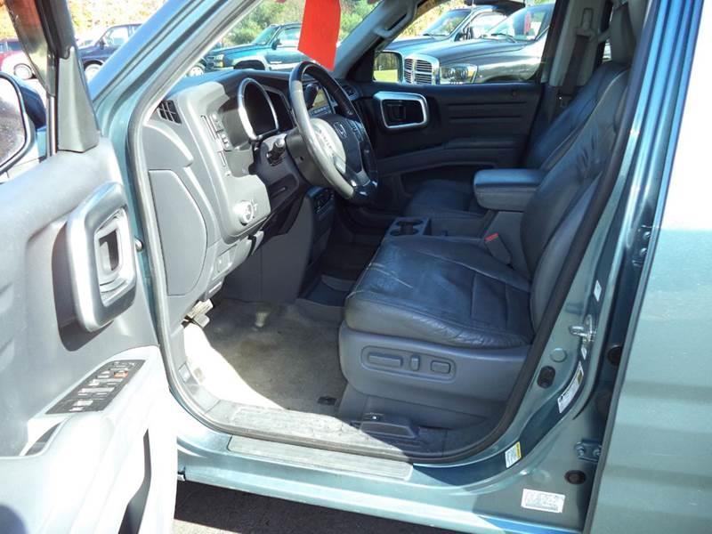 2008 Honda Ridgeline 4x4 RTL 4dr Crew Cab - Chichester NH