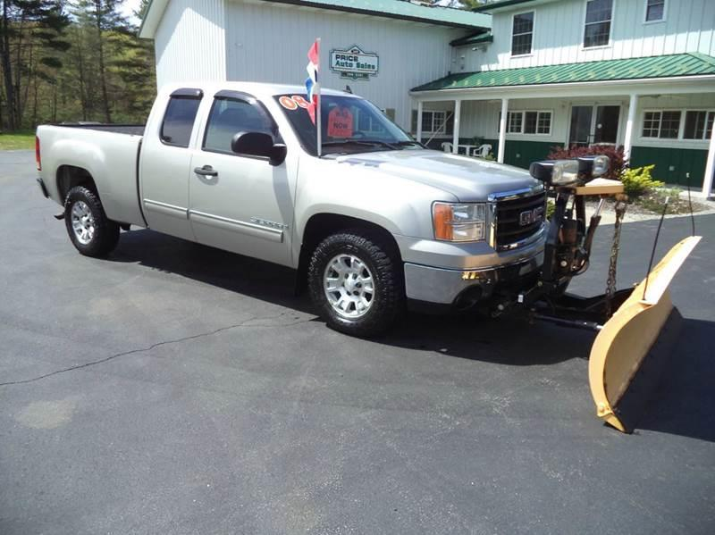 2008 GMC Sierra 1500 4WD SLE1 4dr Extended Cab 6.5 ft. SB - Chichester NH