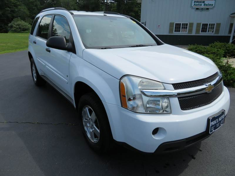 2007 Chevrolet Equinox AWD LS 4dr SUV - Chichester NH