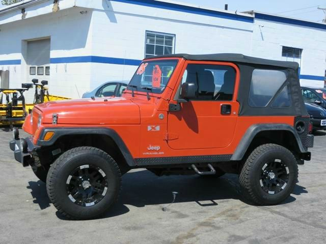 2005 Jeep Wrangler for sale in Chichester NH
