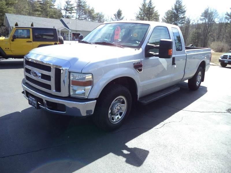 2008 Ford F-250 Super Duty XLT 4dr SuperCab LB - Chichester NH
