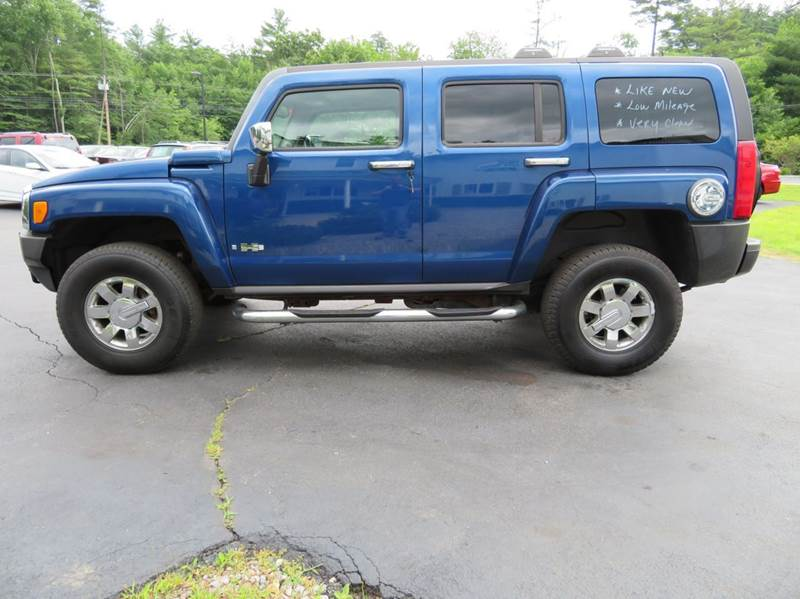 2006 HUMMER H3 4dr SUV 4WD - Chichester NH