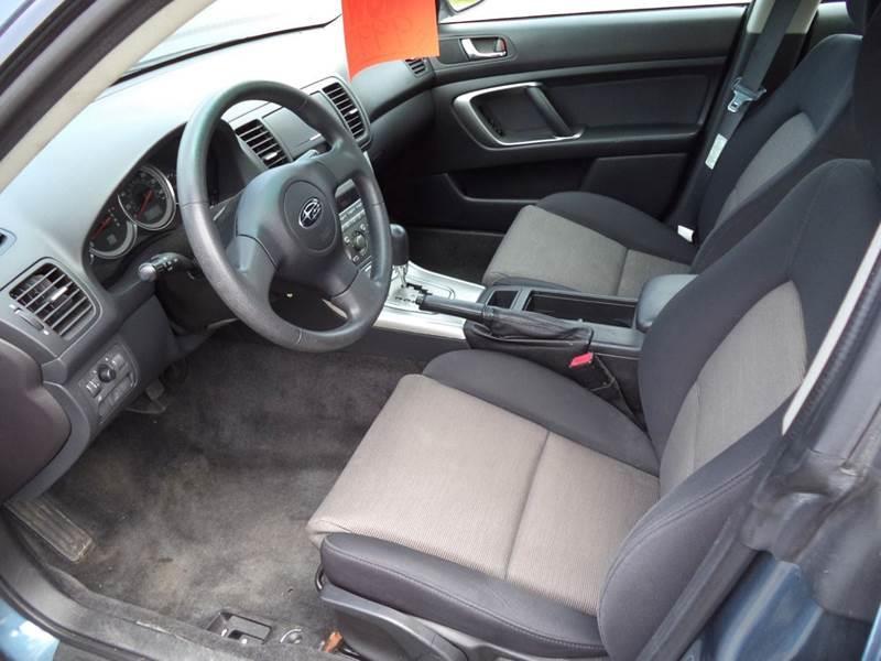2005 Subaru Legacy AWD 2.5i 4dr Sedan - Chichester NH