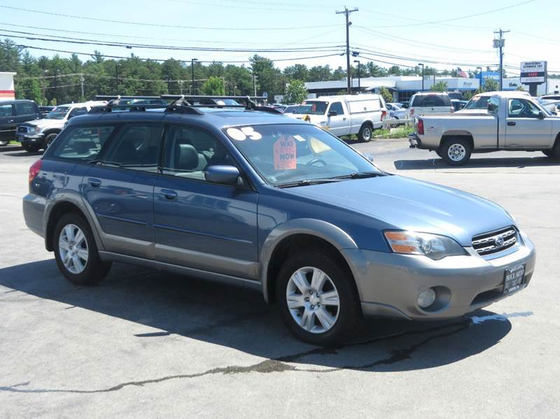 2005 subaru outback limited wagon in chichester nh. Black Bedroom Furniture Sets. Home Design Ideas