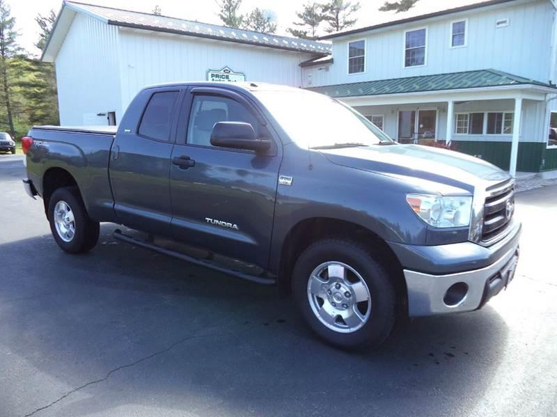 2010 Toyota Tundra 4x4 Grade 4dr Double Cab Pickup SB (4.6L V8) - Chichester NH