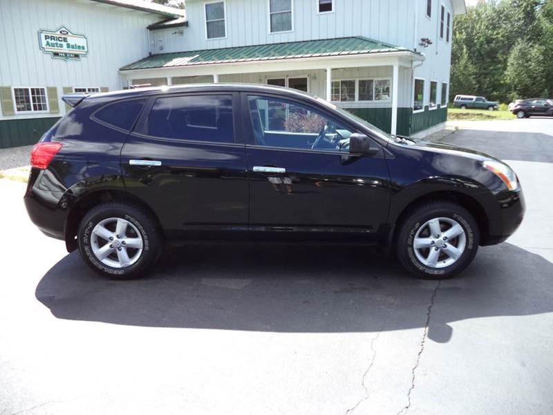 2010 nissan rogue awd s 4dr crossover in chichester nh price auto sales. Black Bedroom Furniture Sets. Home Design Ideas